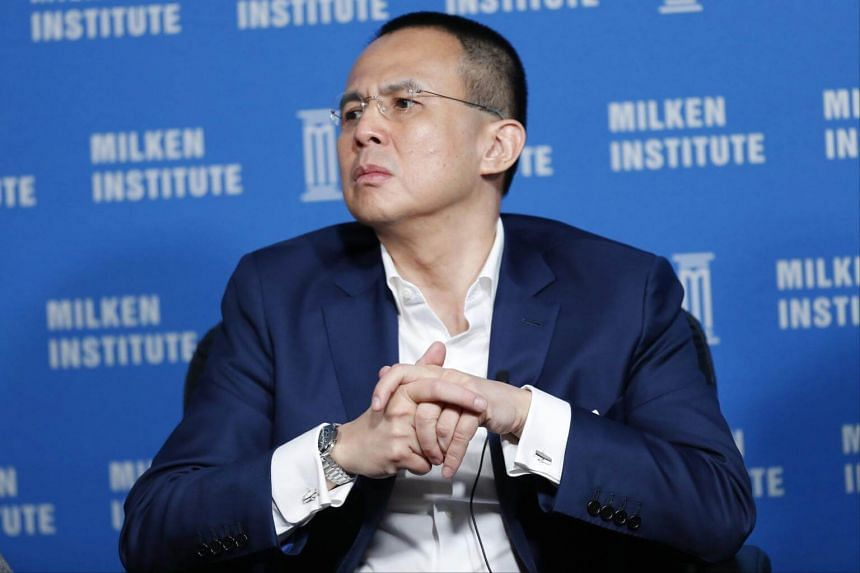 Tycoon Richard Li's FWD has started laying the groundwork for an IPO that could take place in the next couple years.