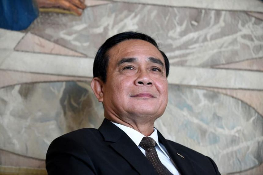 Thailand Prime Minister Prayut Chan-o-cha is scheduled to assume the Asean chairmanship in November 2018.