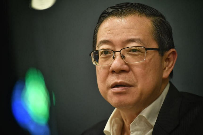 """Malaysia's Finance Minister Lim Guan Eng alleged that the 2017 land deal was an attempt at """"roundtripping""""."""