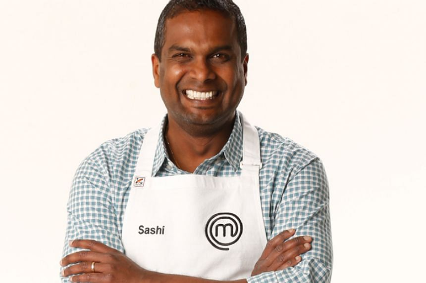 Sashi Cheliah started cooking regularly only when he moved to Adelaide six years ago.