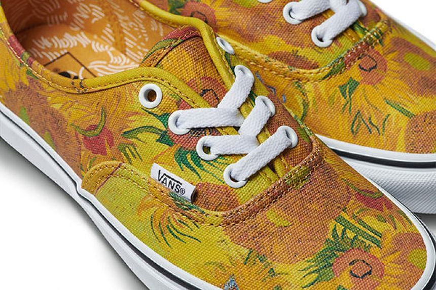 Vans to launch sneaker and clothing inspired