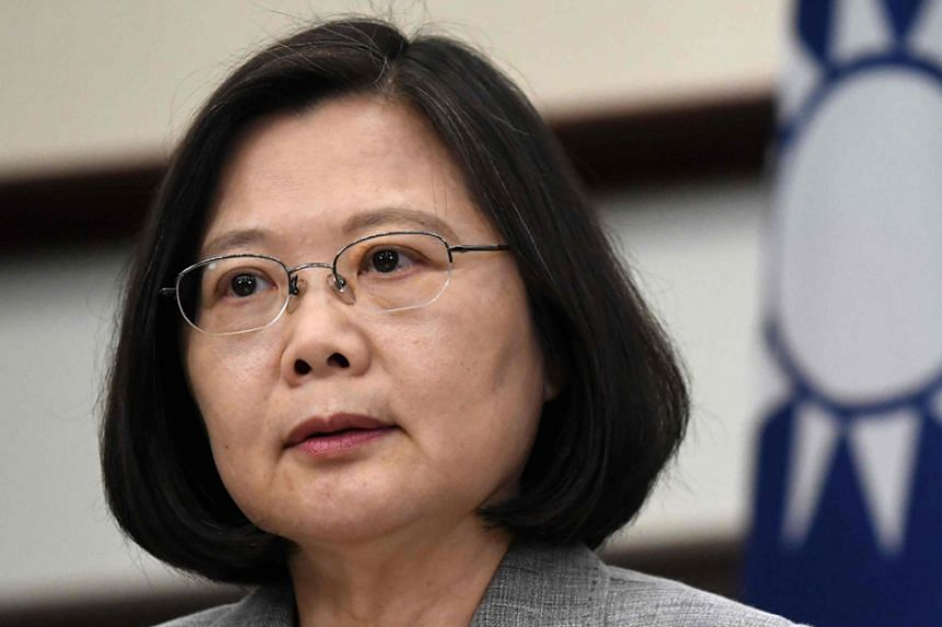 Taiwanese president Tsai Ing-wen will stop over in Los Angeles and Houston en route to Paraguay and Belize.