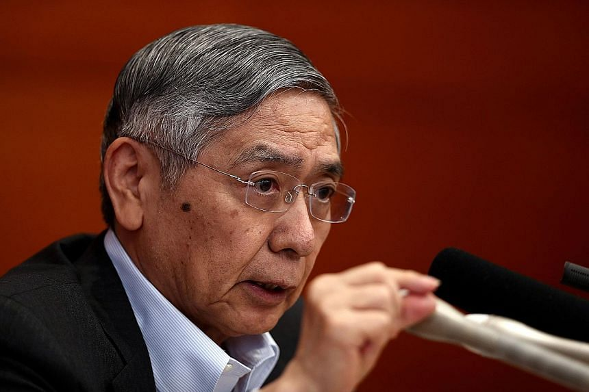 The latest changes signal that while Bank of Japan governor Haruhiko Kuroda plans on keeping the radical stimulus programme in place for now, he is looking at the impact the policies are having on other parts of the economy, such as the financial mar