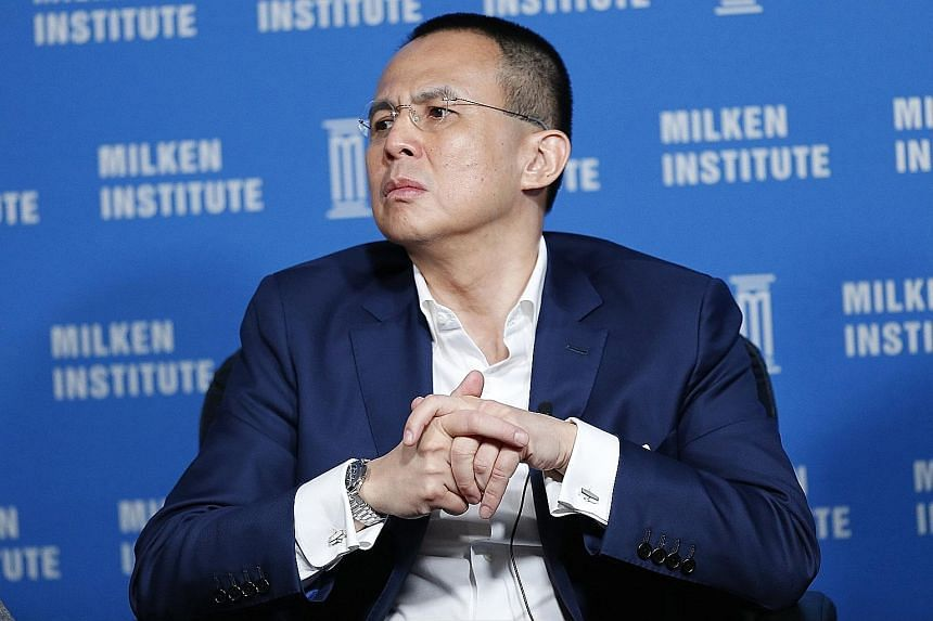 A Singapore listing of tycoon Richard Li's FWD Group would be a coup for SGX as it seeks to woo big-ticket listings.