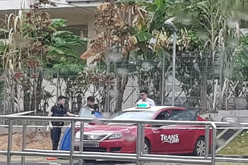 A 63-year-old Chinese man was found lying motionless and pronounced dead by SCDF paramedics on Aug 1, 2018.