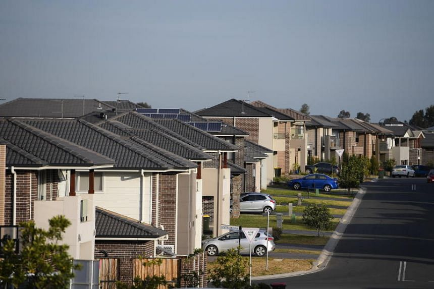 Property consultant CoreLogic said its index of home prices nationally dropped 0.6 per cent in July from June, leading to an annual fall of 1.6 per cent.