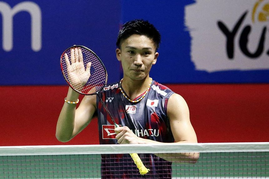 Kento Momota is the man in form coming into the Nanjing showpiece and is tipped by many to win the tournament.