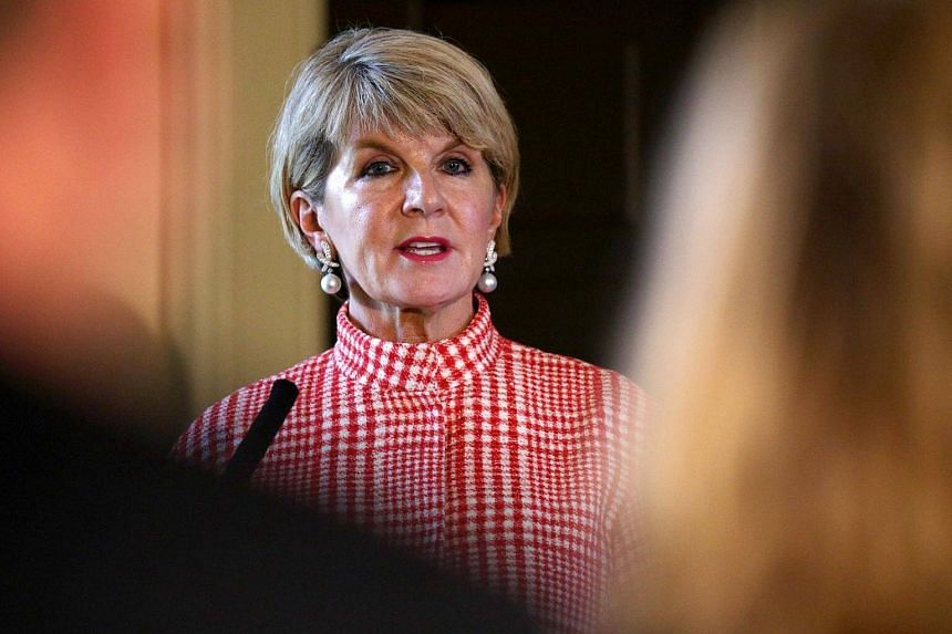 Late in May, Australia proposed dates for Foreign Minister Julie Bishop's travel to China as part of a series of meetings between the foreign ministers of the two countries held since 2014.