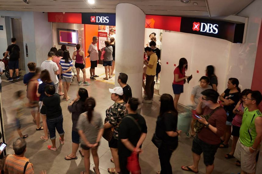 DBS' net interest income rose 18 per cent to $2.22 billion, with loans growing 12 per cent and net interest margin increasing by 11 basis points to 1.85 per cent.