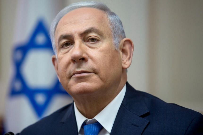 Israeli Prime Minister Benjamin Netanyahu warned against any attempt to block the Bab al-Mandab strait, one of the world's busiest shipping lanes and the southern entrance to the Red Sea.
