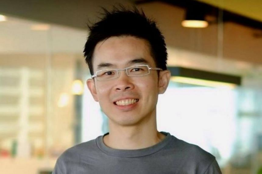Jay Huang, co-founder and CEO of Pulsifi, a Singapore start-up that sells data analytics for HR management.