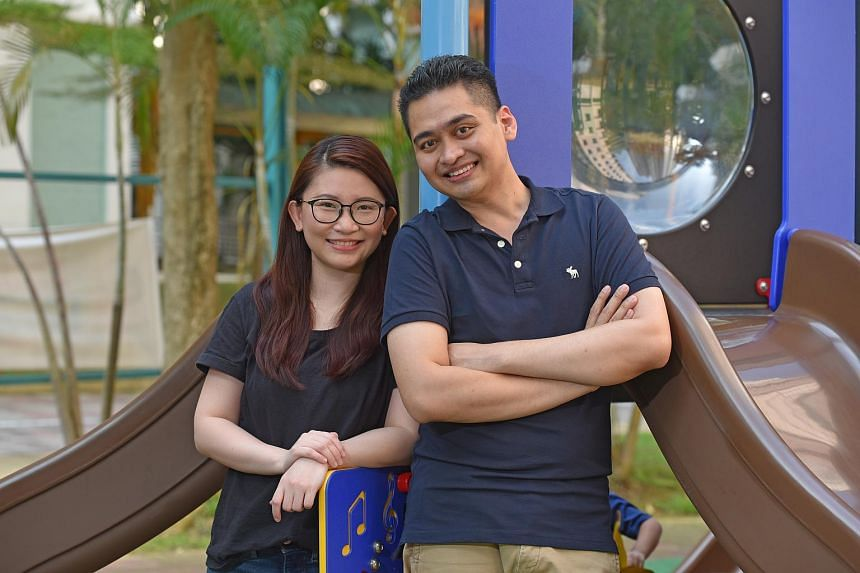 Ms Lim Mei Ling, 37, and Mr Muhammad Shahabudin, 36, first met in class while pursuing nursing diplomas in the late 1990s at Nanyang Polytechnic.