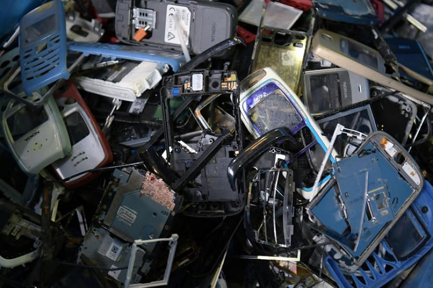 Environment and Water Resources Minister Masagos Zulkifli said that people underestimate the toxicity of electronic waste.