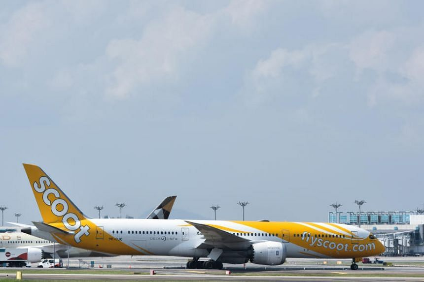 Scoot said that the price of jet fuel has surged almost 40 per cent year on year to US$90 per barrel on average.
