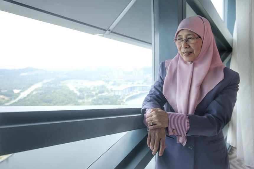 Various groups have taken Malaysia's Deputy Prime Minister Wan Azizah Wan Ismail, also the Women, Family and Community Development Minister, to task over her inaction against the 41-year-old Kelantanese man who married an 11-year-old Thai girl.