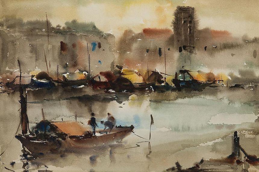 Lim Cheng Hoe: Painting Singapore