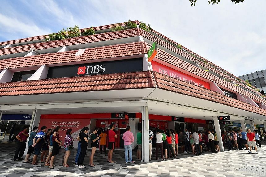 DBS' net profit for the three months to June 30 stood at $1.33 billion compared with $1.13 billion last year. This was driven by higher net interest income and fee income. The results missed estimates against a $1.44 billion average forecast in a Blo