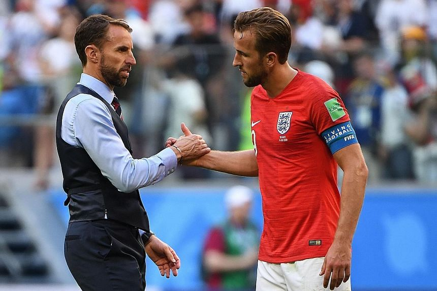 While the English FA studies the feasibility of a bid to host the 2030 World Cup, it is also optimistic that manager Gareth Southgate, who with captain Harry Kane led England to fourth place in Russia 2018, will extend his contract beyond 2020.