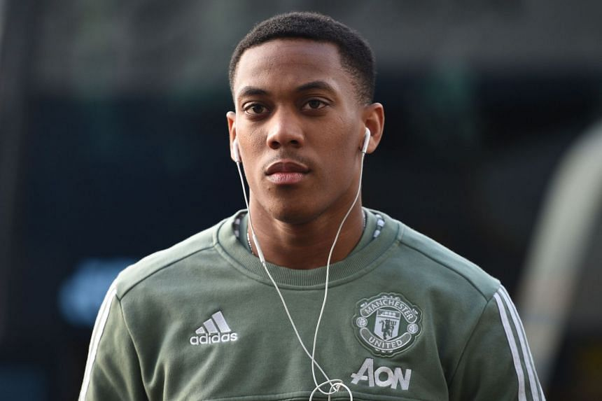 Striker Anthony Martial's relationship with his club, Manchester United, is at an all-time low and is planning to leave because of his meagre game time.