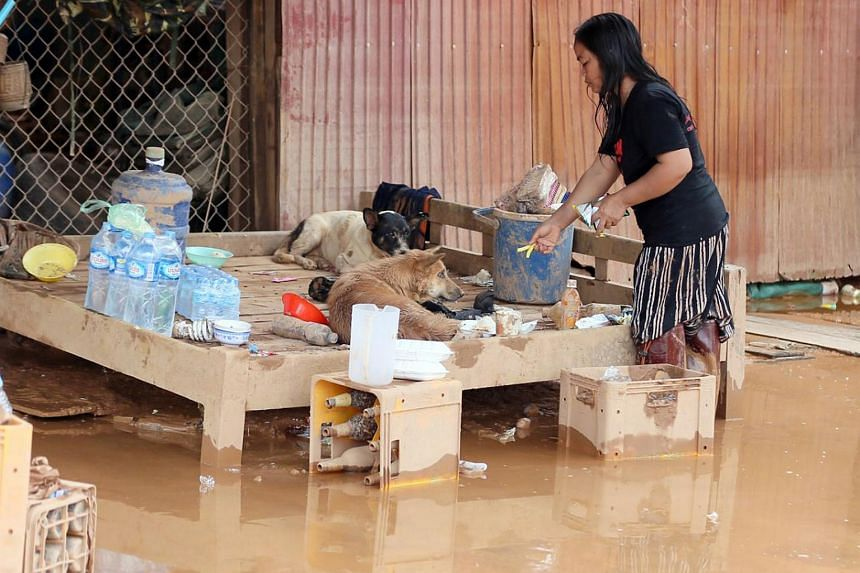 At least 27 people are dead, with hundreds more missing and another 6,600 people displaced in the wake of the disaster.