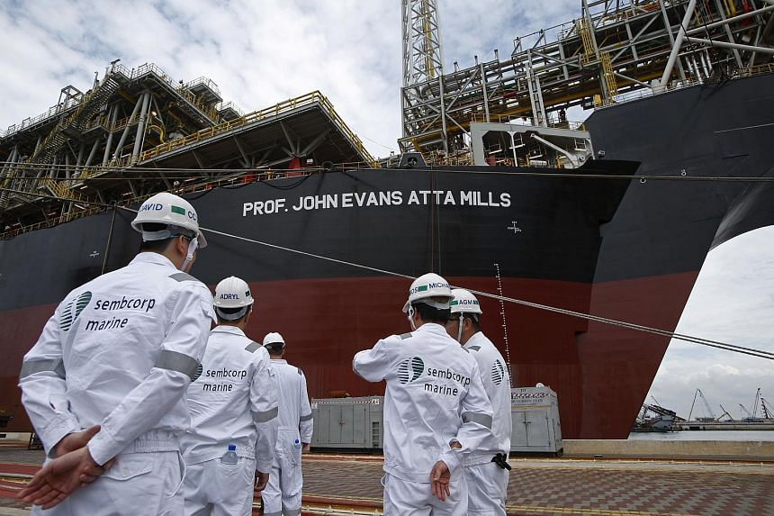 For the half-year to June 30, net profit fell 8 per cent to $158.6 million, mainly due to losses from the group's marine and construction businesses.