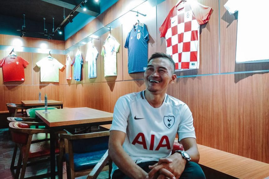 AIA Singapore has partnered former national football captain Nazri Nasir in a bid to find a Singapore Tottenham Hotspurs supporter with the most inspiring story of overcoming life's challenges. AIA will fly the winner to London to catch a Premier Lea
