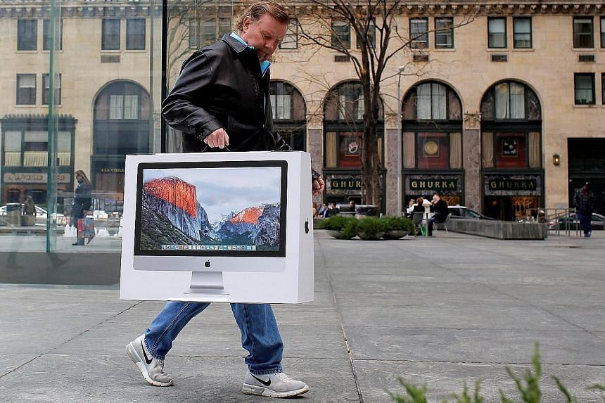Apple produces some of the world's most popular consumer products, such as the iMaca, iPod and iPhone, reshaping swaths of everyday life.