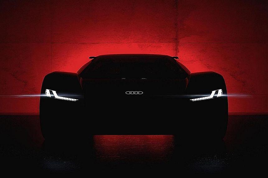 Audi PB18 e-tron.