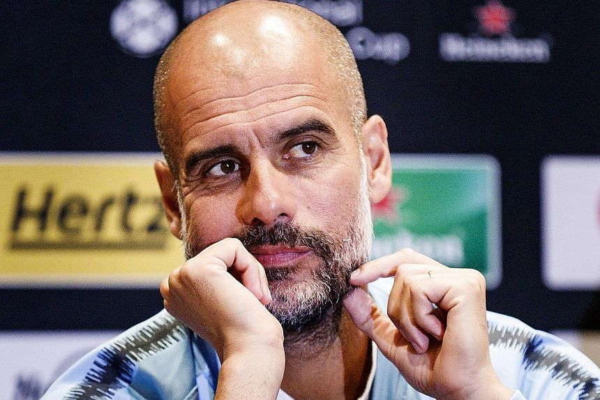The philosophy of new Chelsea manager Maurizio Sarri has more in common with Manchester City counterpart Pep Guardiola (above) than his predecessor Antonio Conte.