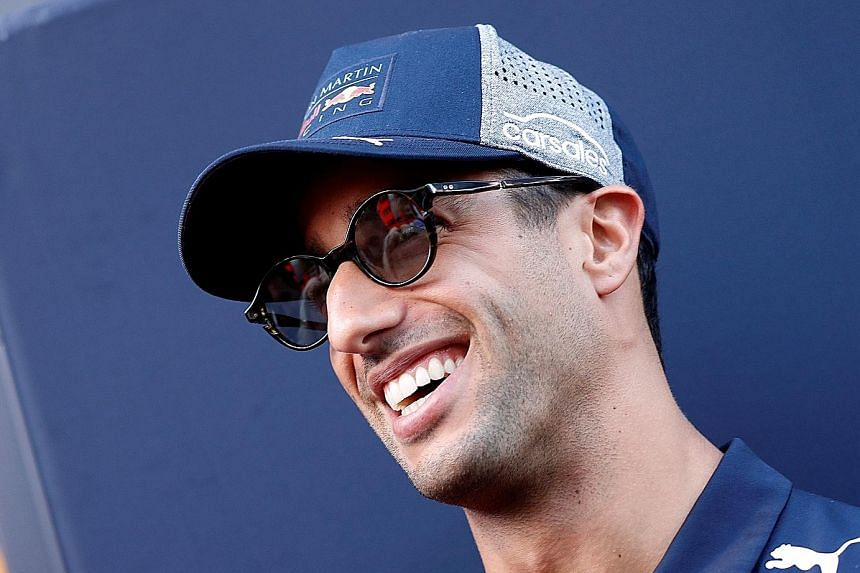 Daniel Ricciardo, who won the Monaco and the Chinese Grands Prix this season and is fifth in the drivers' standings, is impressed by Renault's progress in the last two years.
