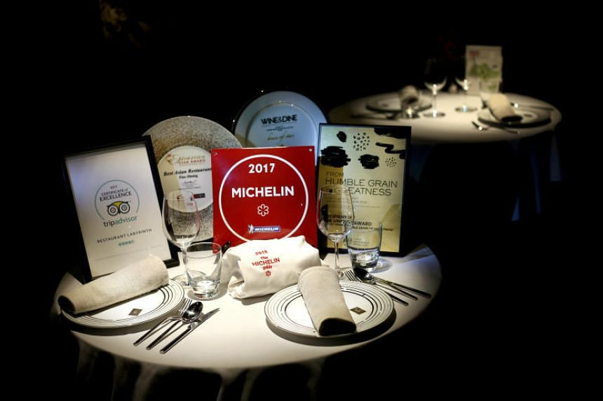 Labyrinth's newly awarded Michelin star begets more elegant cooking. Yet, the dishes might prove to still be too gimmicky for some.