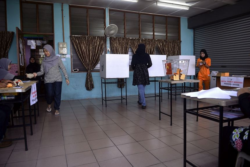 Voting began on Aug 4 for the by-election of the Selangor state seat of Sungai Kandis, the first vote to be held since Malaysia's May 9 general election. The vote is being seen as a closely watched battle between the Pakatan Harapan (PH) ruling allia
