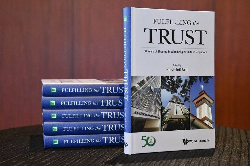 Fulfilling The Trust: 50 Years Of Shaping Muslim Religious Life In Singapore studies the development of Muis' policies since it was founded in 1968.