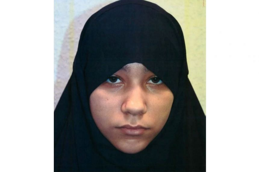 Safaa Boular, 18, will spend a minimum of 13 years in prison.