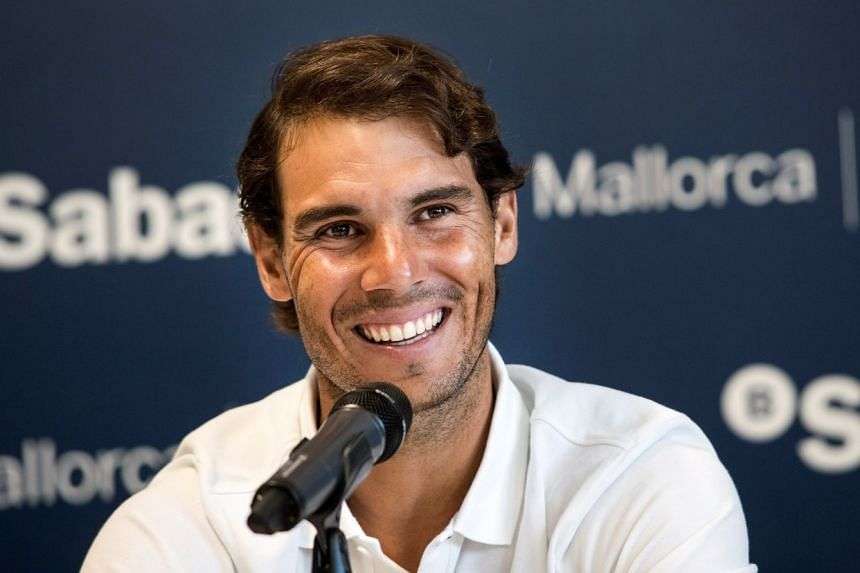 Tennis No 1 Rafael Nadal Leads Toronto Field With Andy Murray Missing Tennis News Top Stories The Straits Times