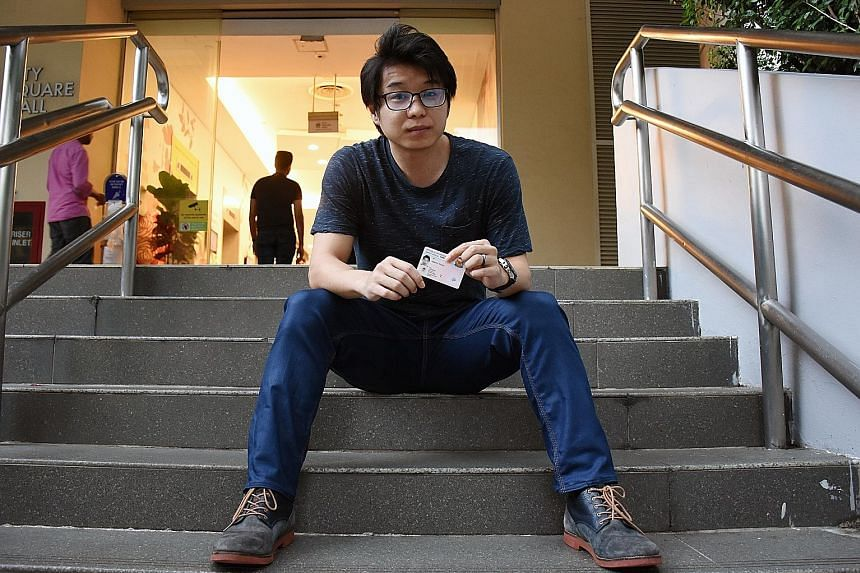 Mr Ryuju Ogawa, born to a Japanese father and a Singaporean mother, had his Singapore citizenship revoked for failing to take the required Oath of Renunciation, Allegiance and Loyalty before he turned 22.
