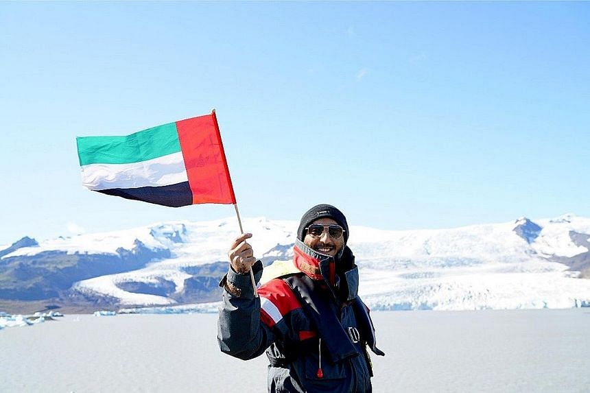In what could be the first project of its kind, Mr Abdullah Mohammad Sulaiman Al Shehi, managing director of the National Advisor Bureau company, wants to take icebergs from Antarctica to the UAE to provide water to people around the globe.