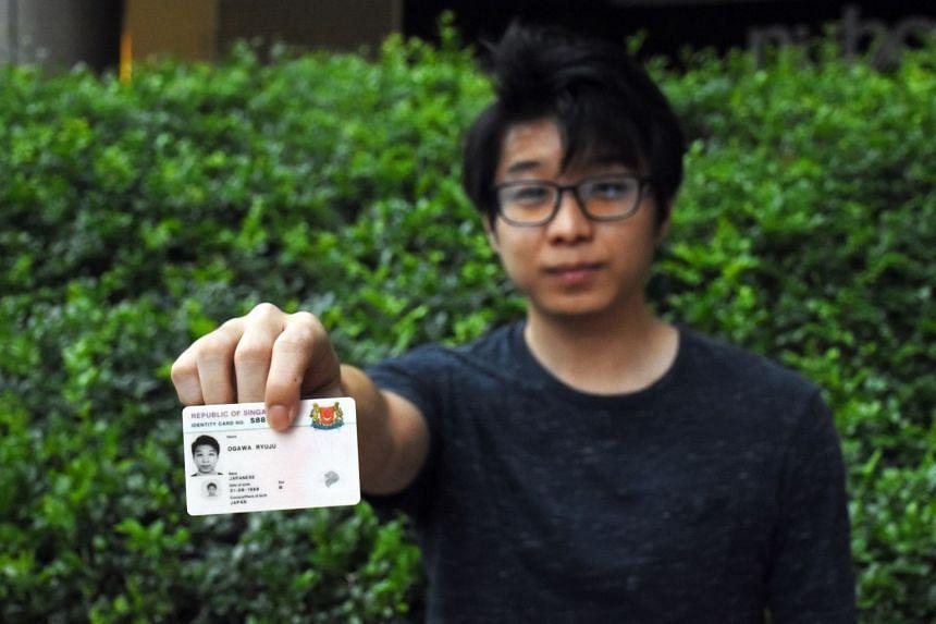 Mr Ryuju Ogawa, 30, failed to take the Oath of Renunciation before his 22nd birthday.