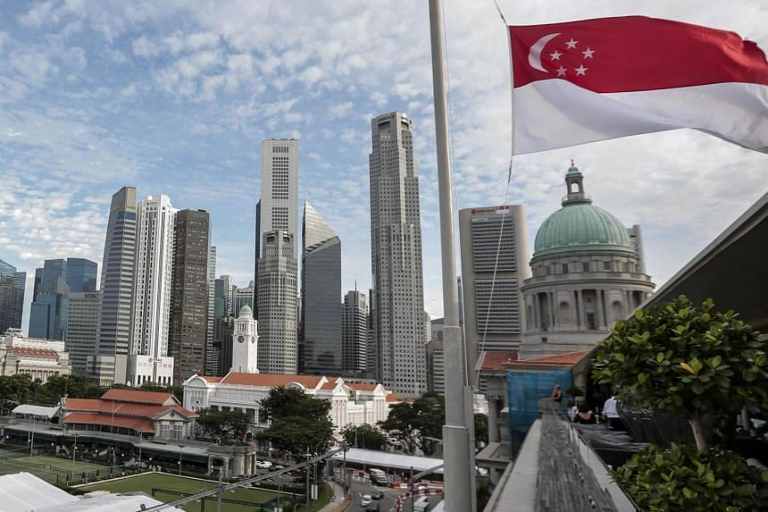Minister for Communications and Information S. Iswaran said the peace and harmony that Singapore enjoys today did not come about by chance and it must not be taken for granted.
