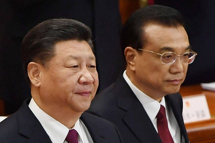 President Xi Jinping (left) and Premier Li Keqiang have not appeared on the main evening news since the start of the month suggesting they may have been in Beidaihe.