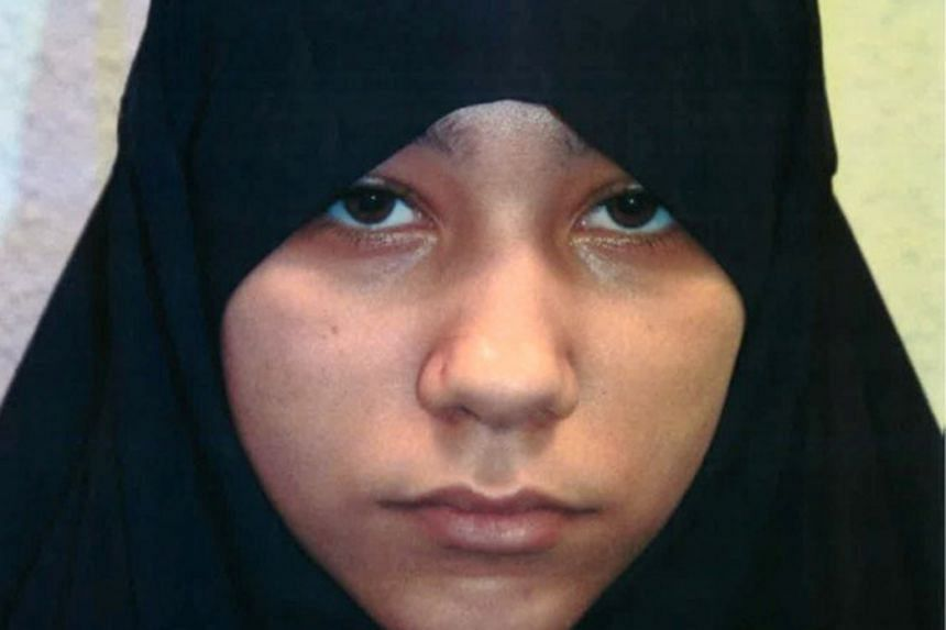 Safaa Boular will spend a minimum of 13 years in prison after planning violent attacks in London using coded language.