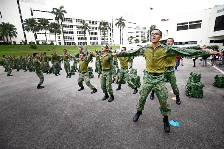 The SAF has since been, or will be, putting in place a range of measures to reduce the risks of heat injuries, Defence Minister Ng Eng Hen said.