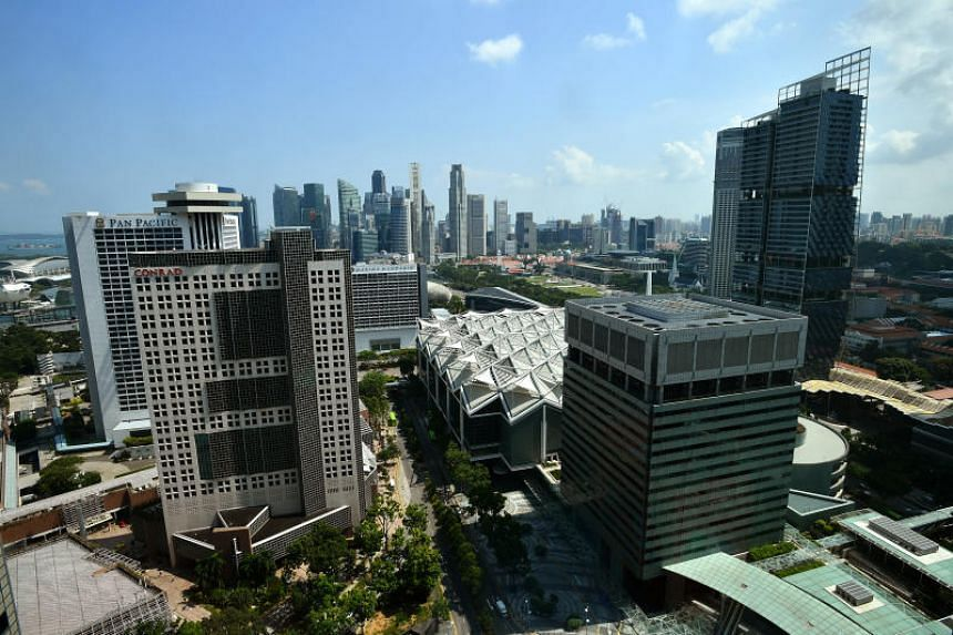 Singapore's economy is expected to grow 0.2 per cent by 2035, Minister for Trade and Industry Chan Chun Sing said.