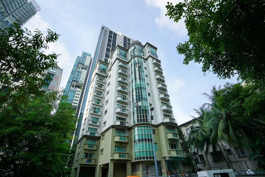 The site is within walking distance to Great World City and the Orchard Road shopping district.
