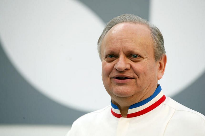 Three-Michelin-starred French chef Joel Robuchon died on Aug 6, 2018. He was 73.