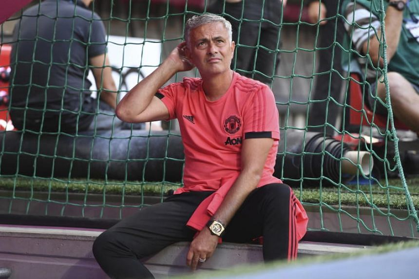Manchester United manager Jose Mourinho remains hopeful of strengthening his side in the transfer window before the Aug 9, 2018, deadline.