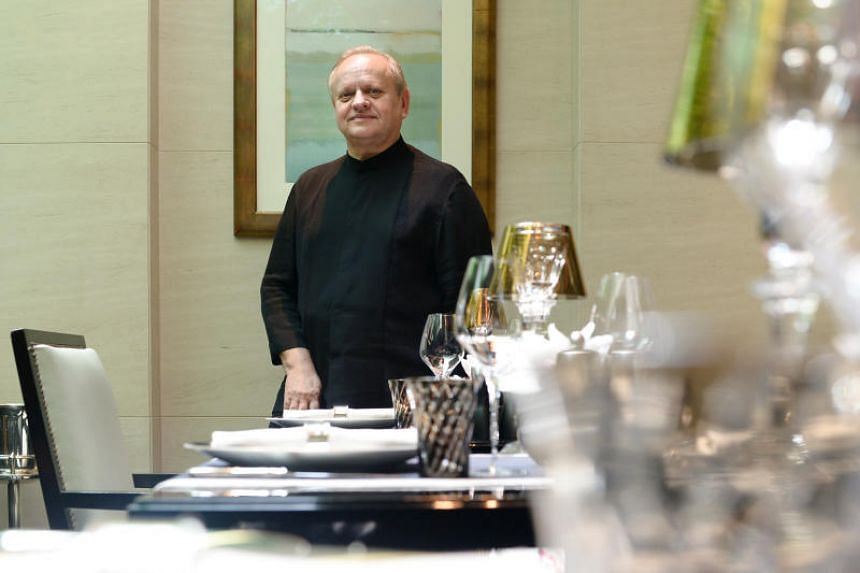 The celebrity chef was best known for his mashed potatoes, among many other dishes, and owned restaurants in cities including Paris, Monaco, Hong Kong, Las Vegas, Tokyo and Bangkok.