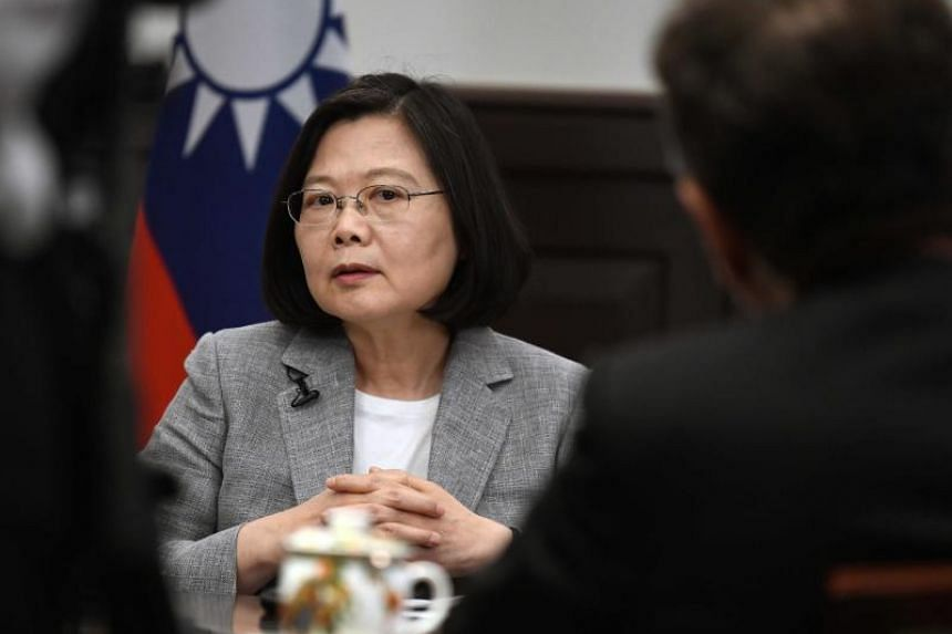 "China has stepped up pressure on Taiwan since President Tsai Ing-wen came to power two years ago, as her government refuses to acknowledge the island is part of ""one China""."