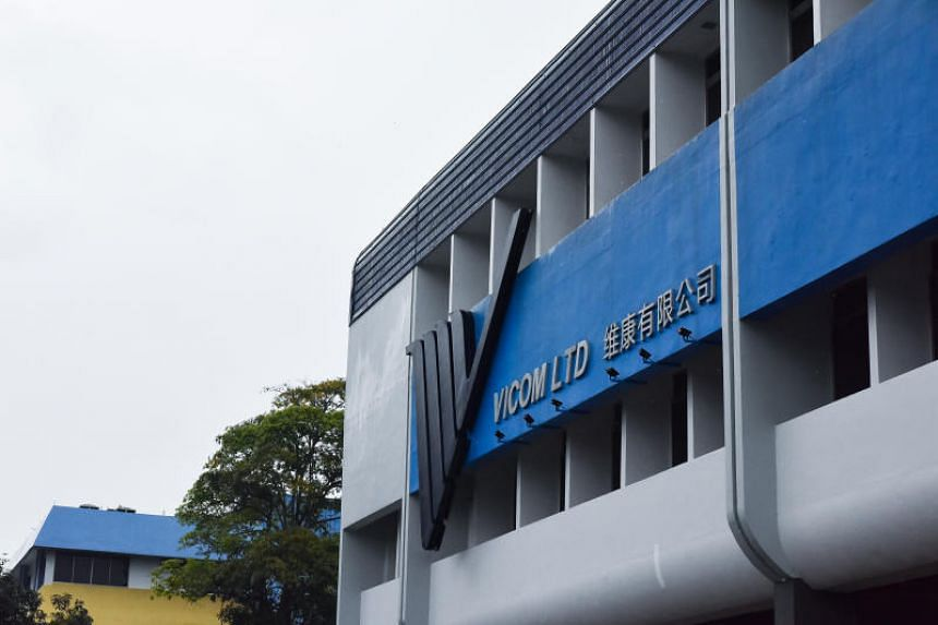 Revenue for Vicom, owned by transport giant ComfortDelGro Corp, grew by 2.4 per cent to $24.7 million.