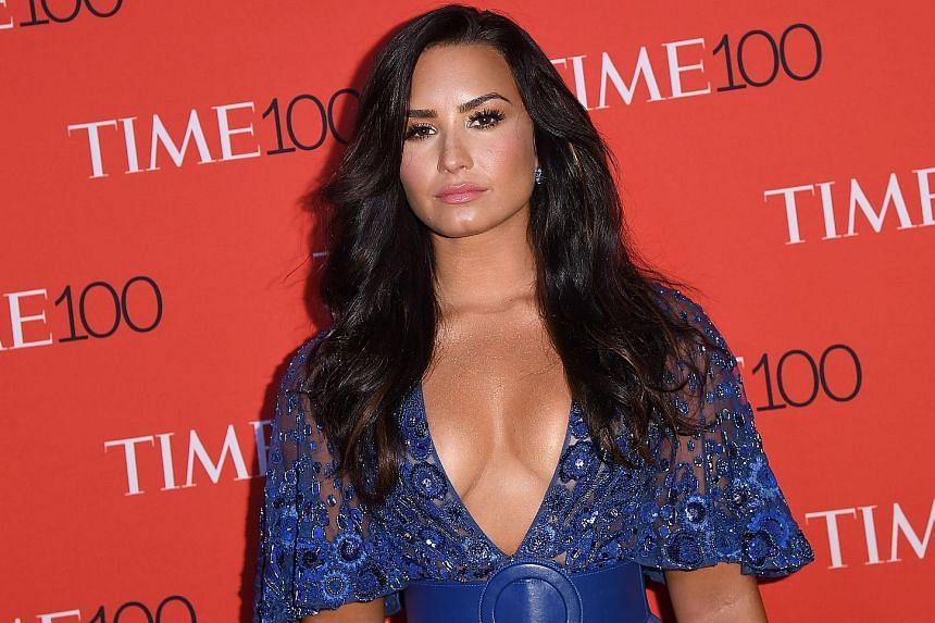 Prior to her overdose, singer Demi Lovato has long spoken of her struggles with depression, eating disorders and addiction.